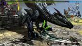 Monster Hunter XX - Valphalk Nintendo Switch Gameplay