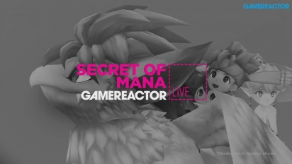 Secret of Mana: Remake - Livestream Replay