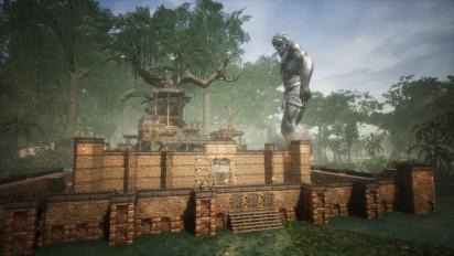 Conan Exiles - PvP Siege Gameplay