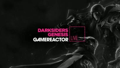Darksiders Genesis - Launch Livestream