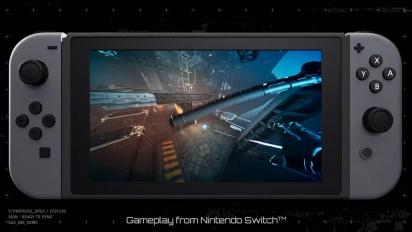 Ghostrunner - Nintendo Switch Release Date Trailer