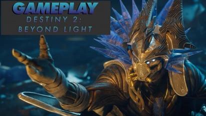 Destiny 2: Beyond Light - Gameplay