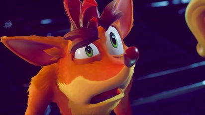 Crash Bandicoot 4: It's About Time - New Platforms Trailer