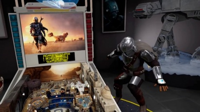 Star Wars Pinball VR - Developer Walkthrough Feature