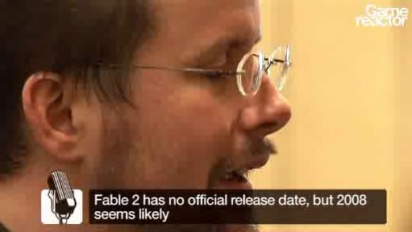 GDC Fable 2 interview