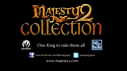 Majesty 2 Collection - Announcement Trailer