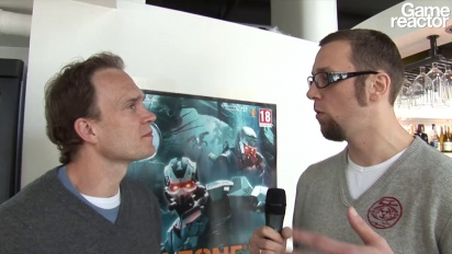 Killzone 3 - Nikolai Moltke-Leth interview
