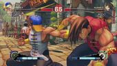 Super Street Fighter IV: Arcade Edition - Yun vs Yang Gameplay