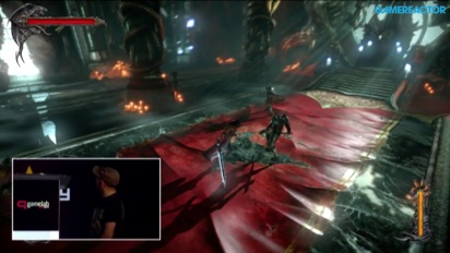 Castlevania: Lords of Shadow 2 - 50 minute Presentation & live gameplay demo