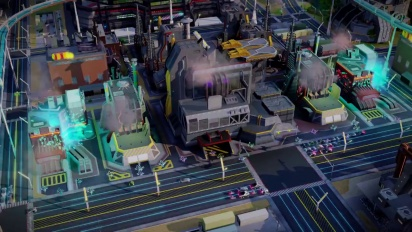 SimCity - Cities of Tomorrow Update Expansion Pack Trailer