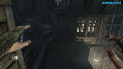 Thief - Prologue Gameplay on PC