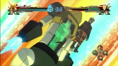 Naruto Shippuden: Ultimate Ninja Storm Revolution - Demo Trailer