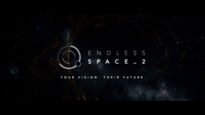Endless Space 2 - Teaser Trailer