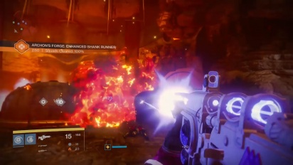 Destiny: Rise of Iron - Archons Forge Gameplay