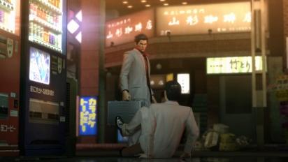 Yakuza Kiwami - E3 2017 Trailer