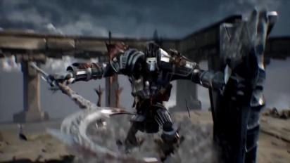 Sinner: Sacrifice for Redemption - Switch Announcement