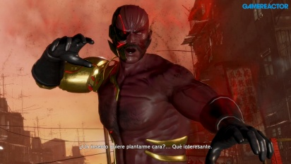 Dead or Alive 6 - Raidou vs. Hayabusa Gameplay