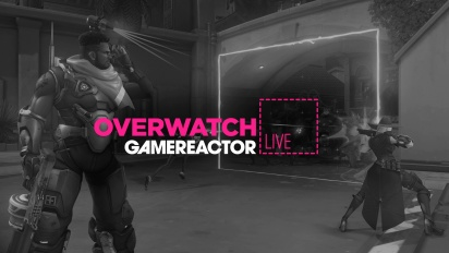 Overwatch - Baptiste, Paris & Workshop Livestream Replay