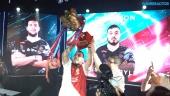 PES League World Finals 2019 - Champion Usmakabyle's Celebration