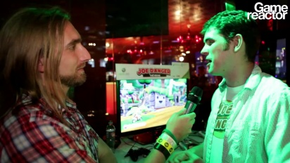 E3 12: Joe Danger: The Movie - Interview