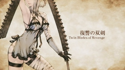 NieR Replicant ver.1.22474487139 - Japanese Release Date Trailer