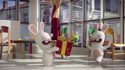 Rabbids Land - Teaser