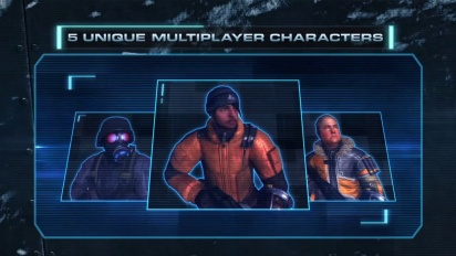 Lost Planet 3 - Freedom Fighter DLC Trailer