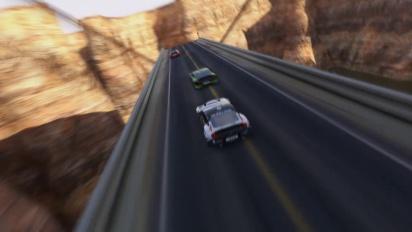 Trackmania 2 - Canyon Trailer