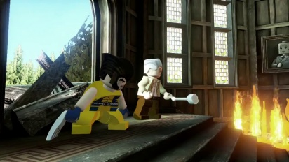 Lego Marvel Super Heroes - Stan Lee Trailer