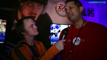 E3 2014: NHL 15 - Sean Ramjagsingh Interview