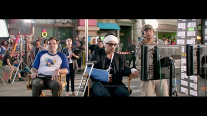Sunset Overdrive - The Live-Action-Trailer for the Game too big for a Live-Action-Trailer
