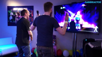 Just Dance 2016 - The Dancing Dóri Interview