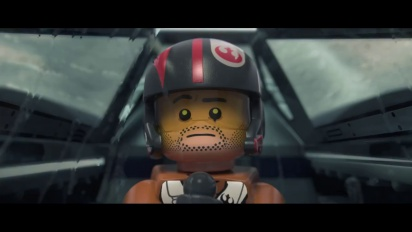 Lego Star Wars: The Force Awakens - Announce Trailer