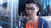 Stifled - Justin Ng Interview