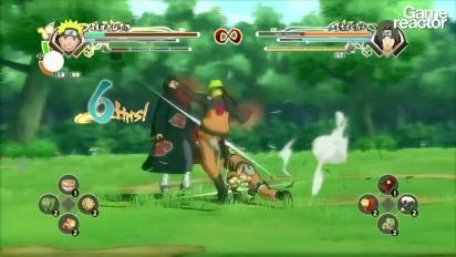 Naruto Shippuden: Ultimate Ninja Storm Generations: First 10 Minutes