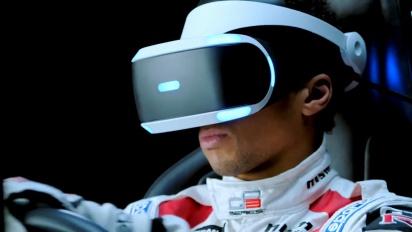 Gran Turismo Sport - Racing in PlayStation VR