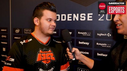 ESL Pro League Finals - DeadFox Interview