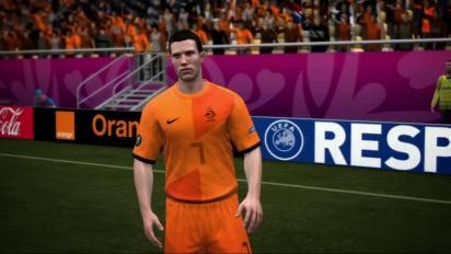 FIFA 12 - Euro 2012 The Netherlands' Winning Formula