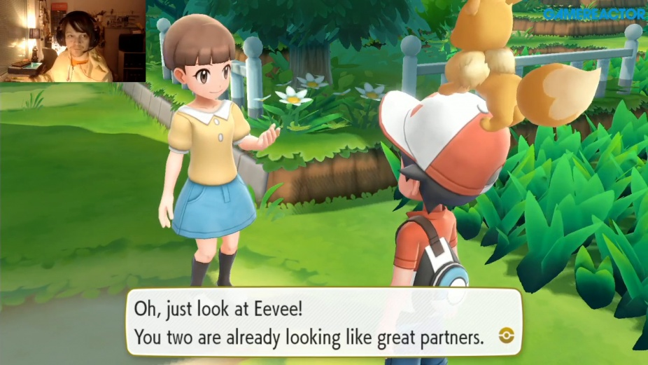 The Pokémon: Lets Go demo is out on the Switch eShop