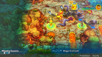 Pokémon Mystery Dungeon: Rescue Team DX - Overview Trailer