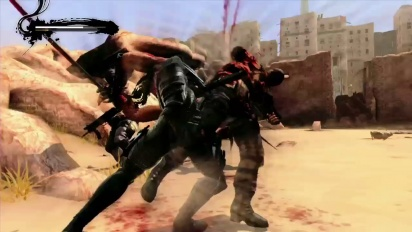 Ninja Gaiden 3: Razor's Edge - Short Version Wii U Features Trailer