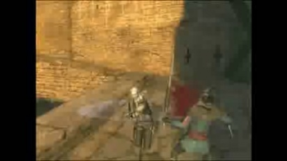 The Witcher: Combat GamePlay