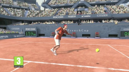 Virtua Tennis 4 - Launch Trailer