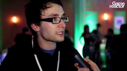 GDC 11: The Dishwasher: Vampire Smile interview