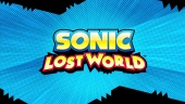 Sonic Lost World - 3DS Launch Trailer