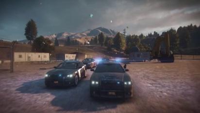 Need for Speed: Rivals - All Drive Feature Gameplay Trailer