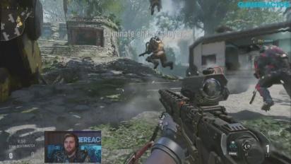 Call of Duty: Advanced Warfare - GR Friday Nights 24.04.15 - Livestream Replay
