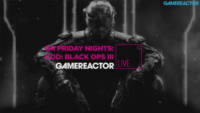 Call of Duty: Black Ops 3 - GR Friday Nights 06.11.15 - Livestream Replay