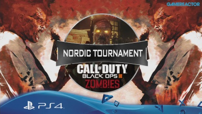 Call of Duty: Black Ops 3 - Zombies Nordic Finals & Awakening DLC Livestream Pt.1