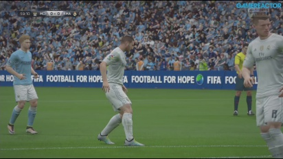 Match of the Week - Week 17 (Man. City vs. Real Madrid)